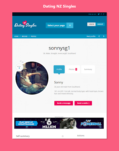 Free dating apps nz