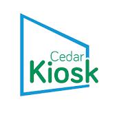 Cedar Kiosk