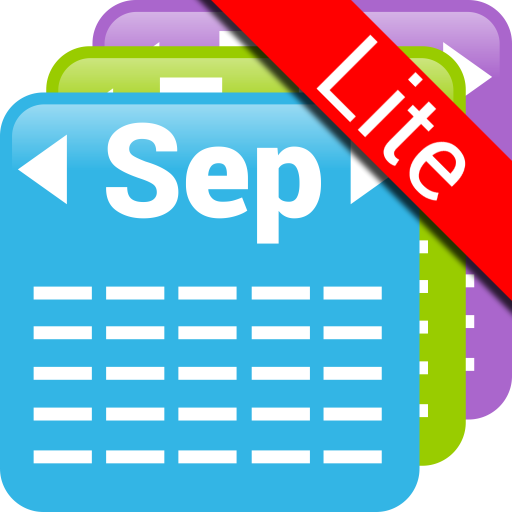 My Month Calendar Widget Lite Icon