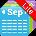 My Month Calendar Widget Lite icon