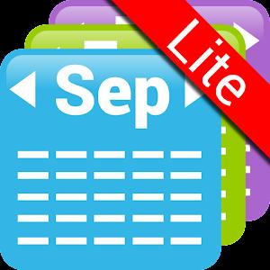 My Month Calendar Widget Lite 個人化 App LOGO-APP試玩
