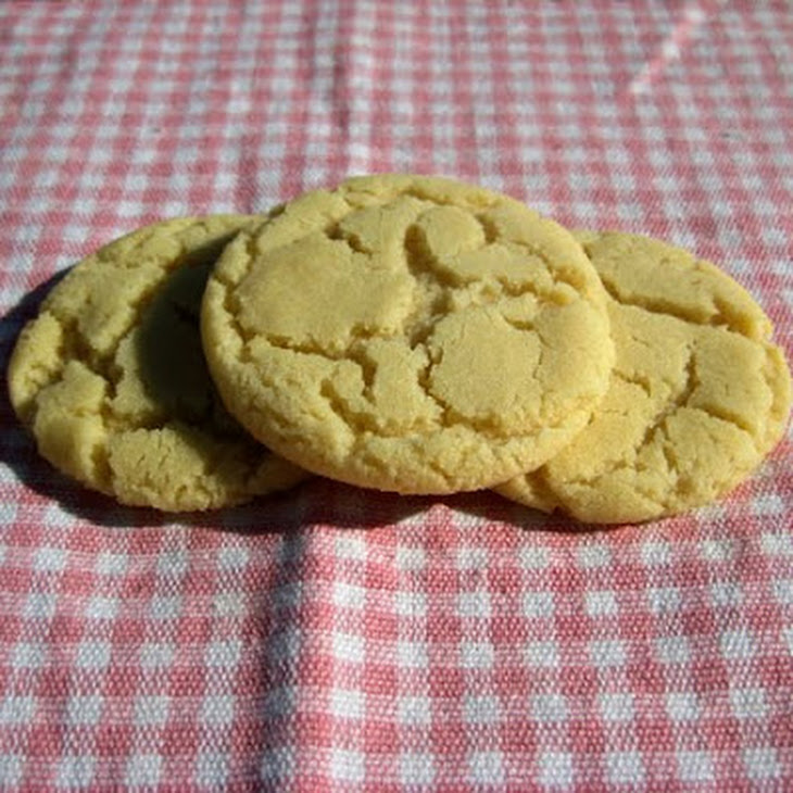 Easy Sugar Cookies Recipe
