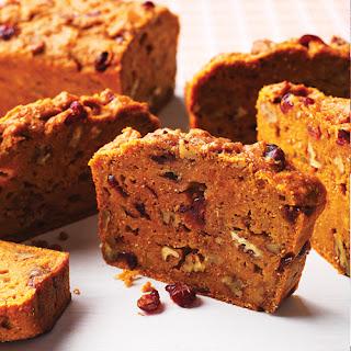 Nutmeg-Infused Pumpkin Bread