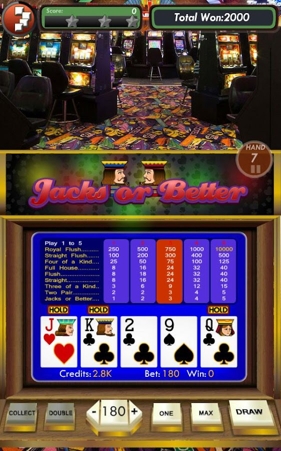 Casino mission