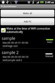 PcAutoWaker Screenshot 1