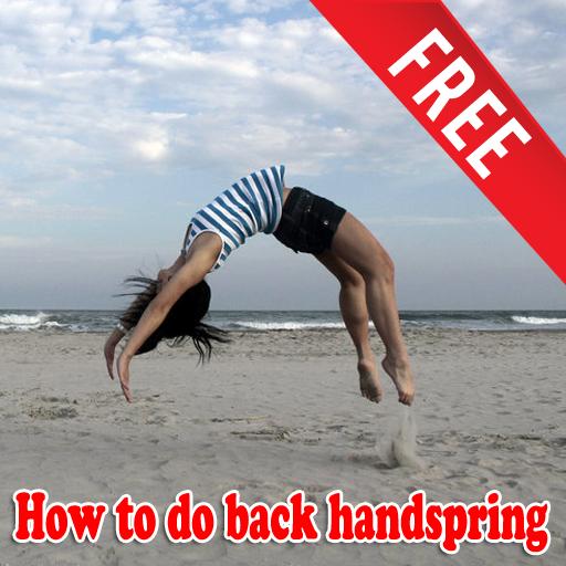 How to do back handspring