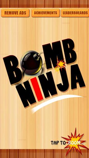 Bomb Ninja Slice -Don't Fruits