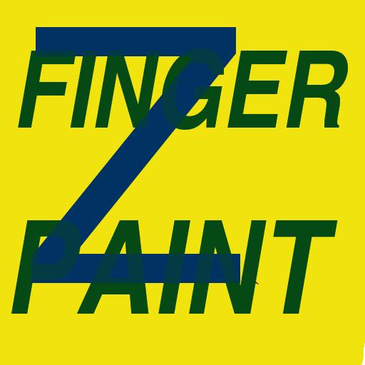 Zeshan Finger Paint LOGO-APP點子