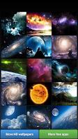 Screenshot of Galaxy Universe HD Wallpapers