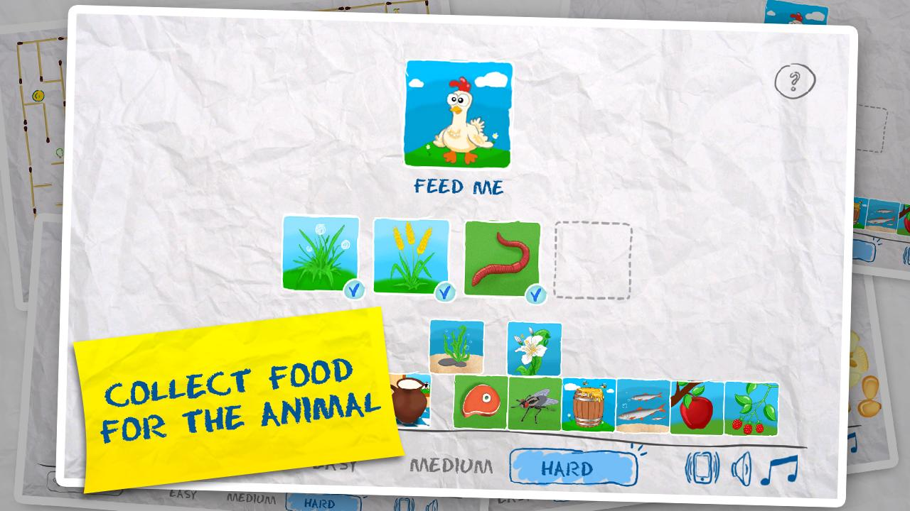 Kids Games (10 in 1) - screenshot
