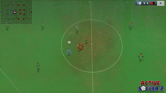 Active Soccer 2- screenshot thumbnail