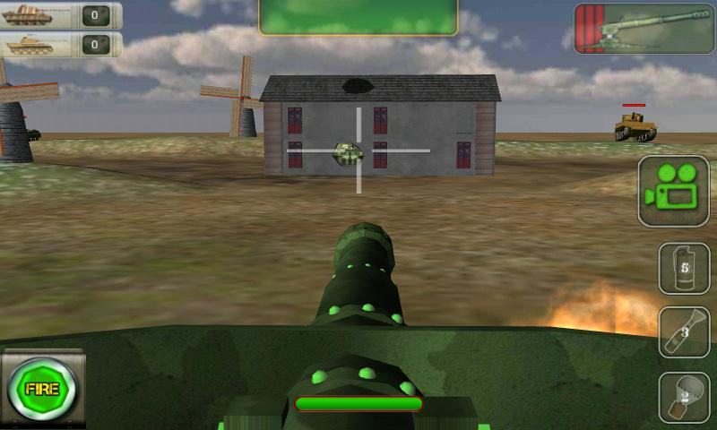 A.T.Gun 3D (WW2:Normandy) - screenshot