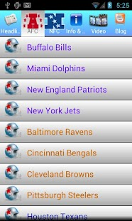 NFL: American football 2013 - screenshot thumbnail