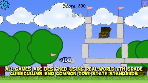 免費下載教育APP|Sixth Grade Learning Games SE app開箱文|APP開箱王