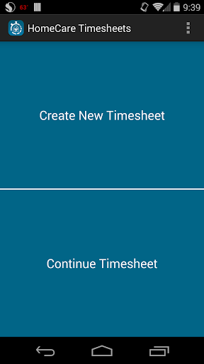 Homecare Timesheets