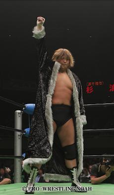 プロレスリング・ノア アラーム 森嶋猛のおすすめ画像1