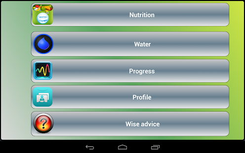 Food Water mate tracker