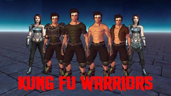 Kungfu Warriors 3D Free Tab