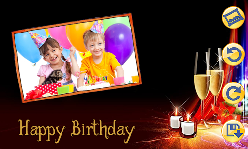 Photo Frames: BirthDay