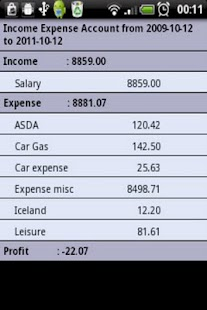 AZZURRA Financial Accounting- screenshot thumbnail