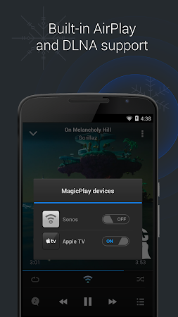 doubleTwist Music Player, Sync 2.6.2 screenshot 31717