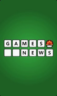 Games News Lite- screenshot thumbnail
