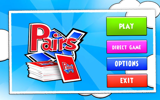 PairsX: Train your Memory