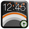 Sense Orange Go Locker theme 1.01 Apk