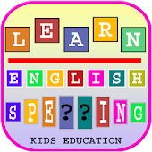 Learn English Spellings - Kids