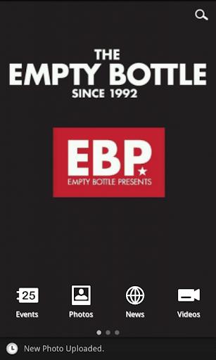 The Empty Bottle Chicago