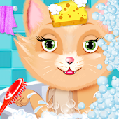 Kitty Spa & Care - Pet Games