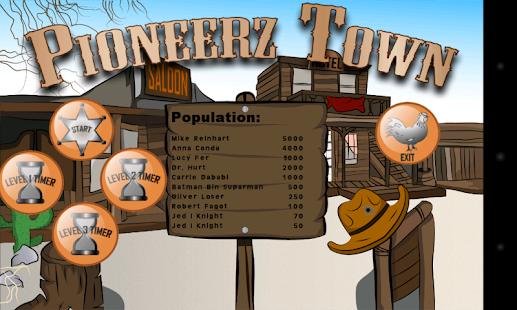 PioneerZ Town