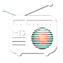 "Bangladesh Radio FM ""Full HD"" icon"