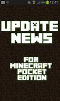 Screenshot of Update News - Minecraft PE