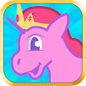 My Pony Games for Little Kids icon