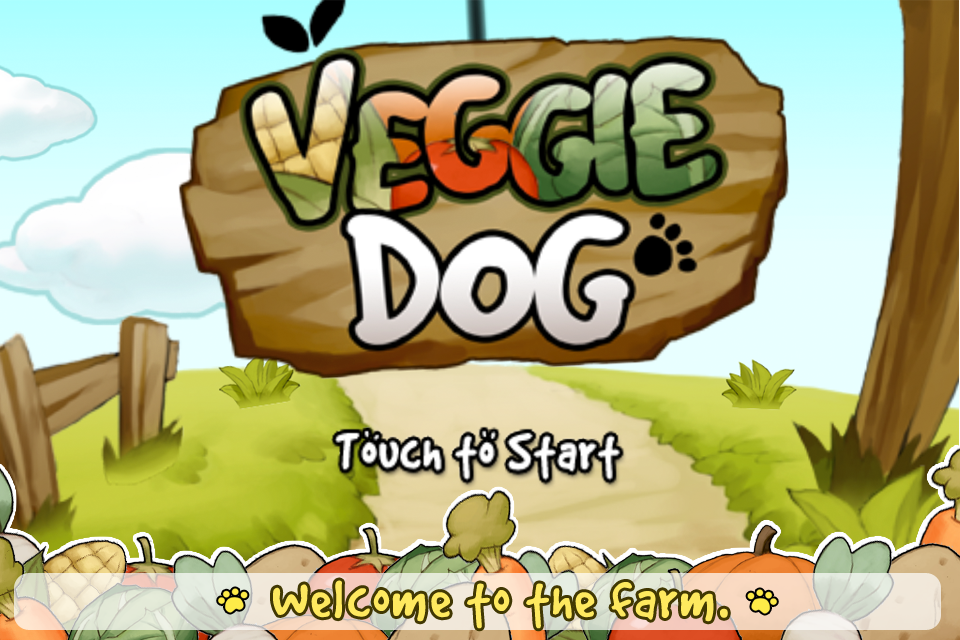 Veggie Dog - screenshot