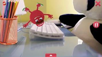 Screenshot of En scène avec Mini Babybel
