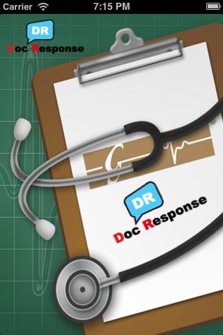 Doc Response - screenshot