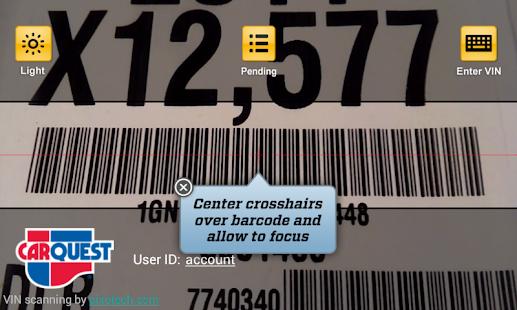 CARQUEST VIN Decoder - screenshot thumbnail