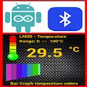 Arduino BT LM35 Temp Bar Graph icon