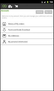 OaxisBooks- screenshot thumbnail