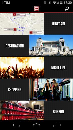 Roma Mobile Guide