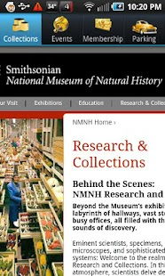 Museums In Washington DC - screenshot thumbnail