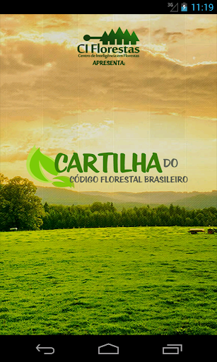 Cartilha Florestal