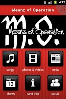 Screenshot of Meanz of Operation