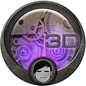 Next Launcher Theme SteampunkV APK