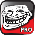 Troll Face Photo Pro icon