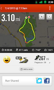 Nike+ Running Screenshot 6
