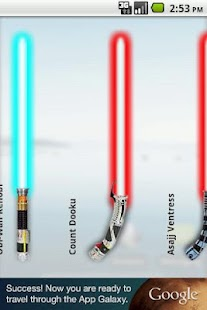 Lightsaber- screenshot thumbnail