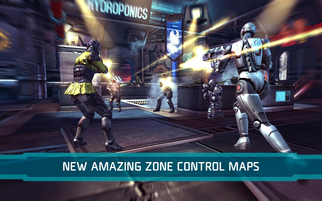 💀 SHADOWGUN: DeadZone- screenshot